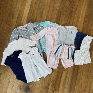 ✨🌸 6 Month Girls Mix Collection Bundle